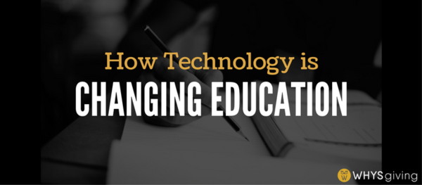 How Technology is Changing Education