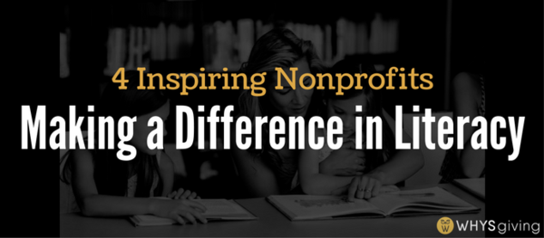 4 Inspiring Nonprofits Making a Difference in Literacy