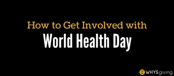 How to Get Involved with World Health Day