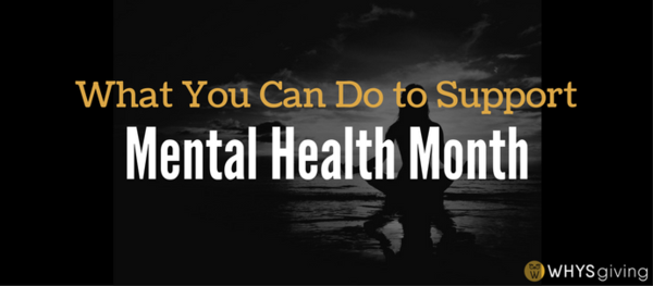 How to Support Mental Wellness Month
