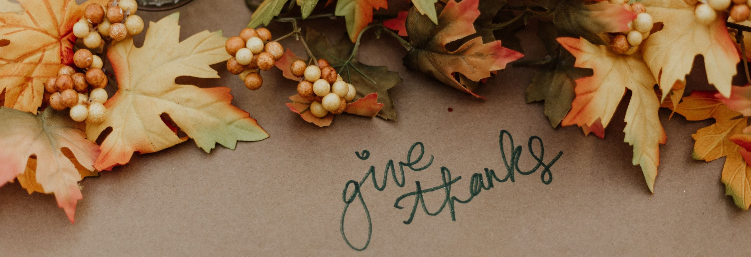 How to Have a Grateful Thanksgiving